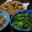 母の日夕食